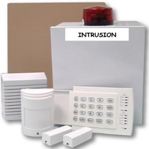 Firmware Intrusión