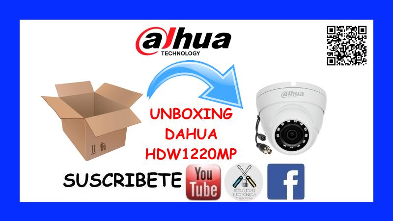 DAHUA HDW1220MP