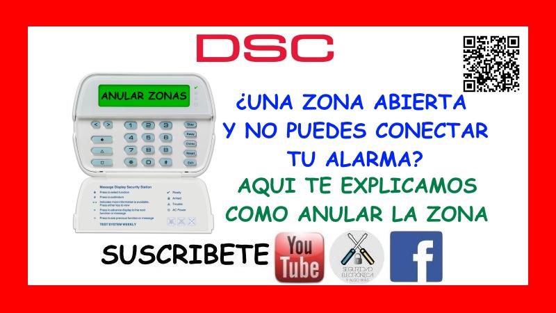 ANULAR ZONAS DSC