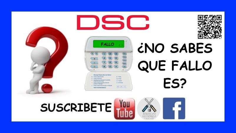 FALLOS EN DSC
