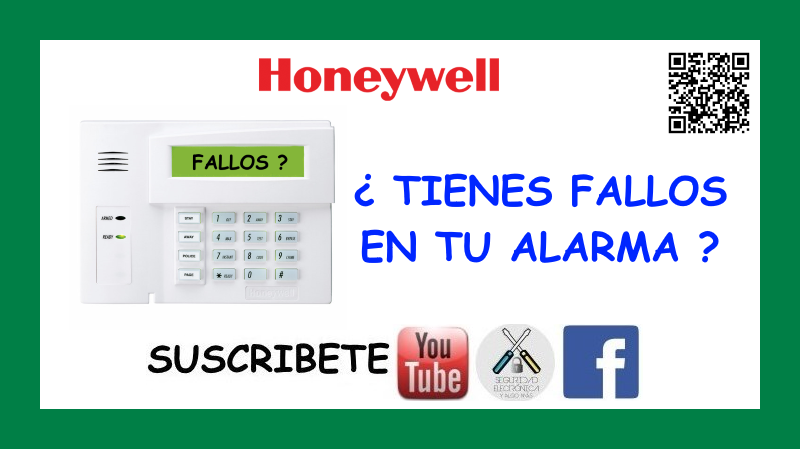 FALLOS HONEYWELL VISTA