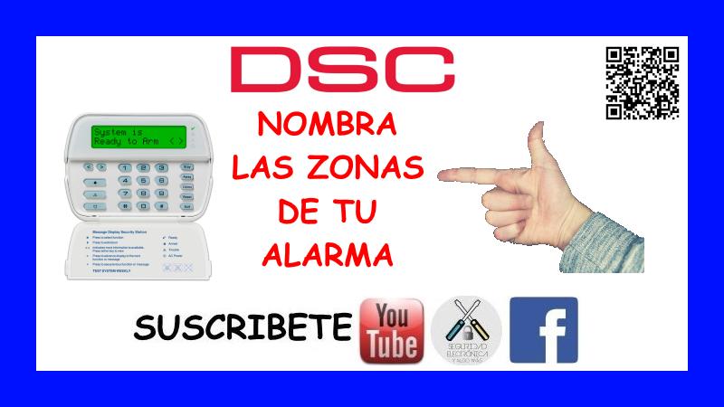 NOMBRES ZONAS DSC