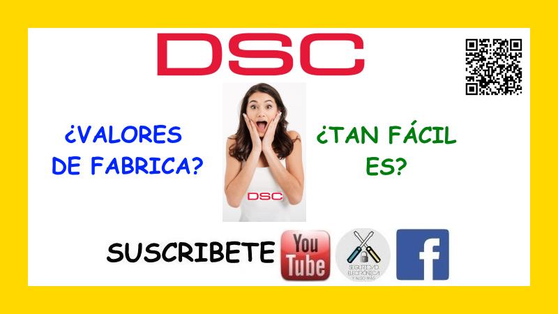 VALORES FABRICA DSC