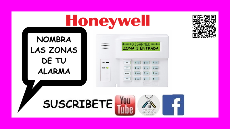 NOMBRES ZONAS HONEYWELL
